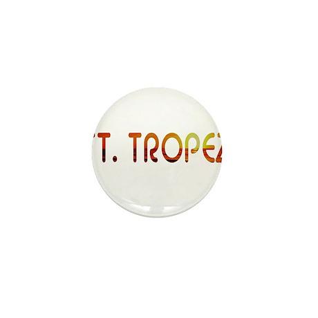 St. Tropez, France Mini Button (10 pack)