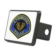 Lynwood Police Hitch Cover
