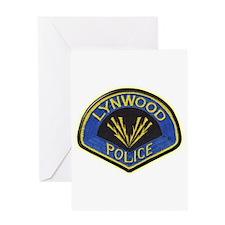 Lynwood Police Greeting Cards