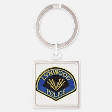 Lynwood Police Keychains