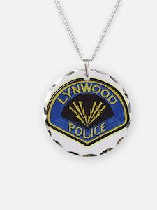 Lynwood Police Necklace
