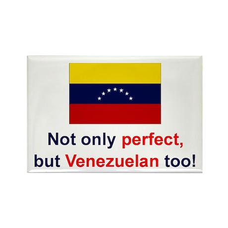Perfect Venezuelan Rectangle Magnet
