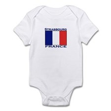 Strasbourg, France Infant Bodysuit