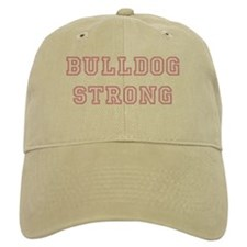 Bulldog Strong Cap
