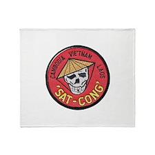 Sat-Cong Kill Communists Throw Blanket