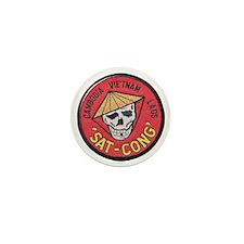 Sat-Cong Kill Communists Mini Button (100 pack)