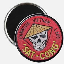 Sat-Cong Kill Communists Magnets