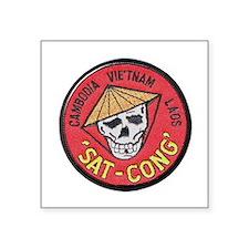 Sat-Cong Kill Communists Sticker