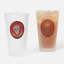 Sat-Cong Kill Communists Drinking Glass