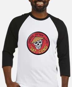 Sat-Cong Kill Communists Baseball Jersey
