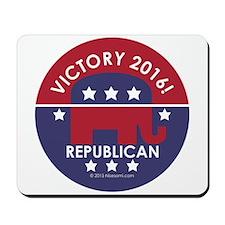 Republican Victory 2014 Mousepad