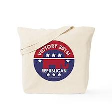 Republican Victory 2014 Tote Bag