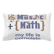 music and math Pillow Case