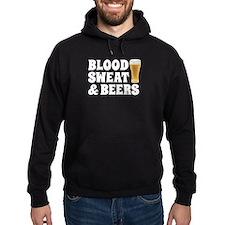 Blood Sweat Beers Hoodie