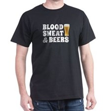 Blood Sweat Beers T-Shirt