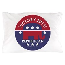 Republican Victory 2014 Pillow Case
