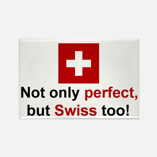 Perfect Swiss Rectangle Magnet