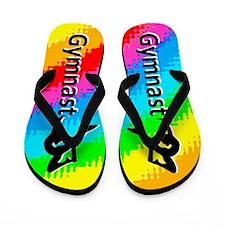 Darling Gymnast Flip Flops