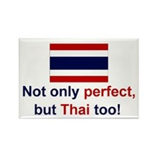 Perfect Thai Rectangle Magnet