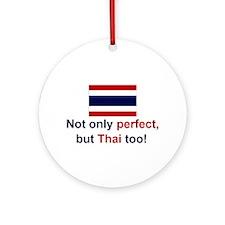Perfect Thai Keepsake Ornament