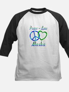 Peace Love Alaska Tee