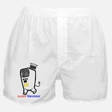 Walking Tv Boxer Shorts