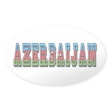 Azerbaijan Decal