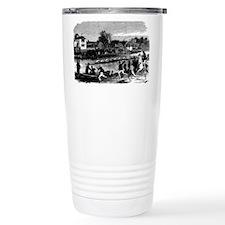 Vintage English Regatta Travel Mug
