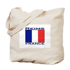 Reims, France Tote Bag