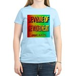 Beware of Wickedness Women's Pink T-Shirt