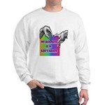 My Business, God's Business Sweatshirt