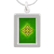 Celtic Luck Knot Necklaces