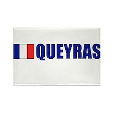 Queyras, France Rectangle Magnet