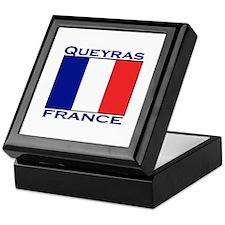 Queyras, France Keepsake Box