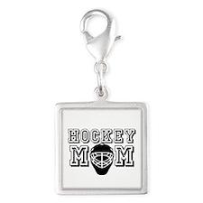 Hockey Mom Charms