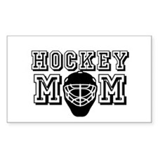 Hockey Mom Bumper Stickers