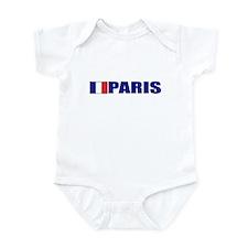 Paris, France Infant Bodysuit