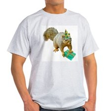 Birthday Squirrel T-Shirt