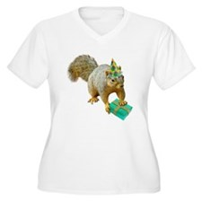 Birthday Squirrel T-Shirt