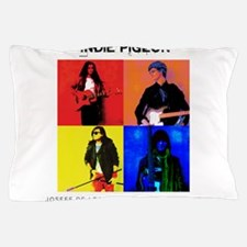 INDIE PIGEON Poster Pillow Case
