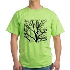 A one color tree filtered photograph T-Shirt