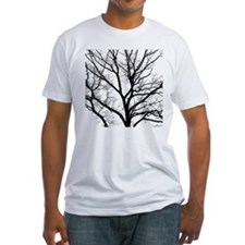 A one color tree filtered photograp Shirt