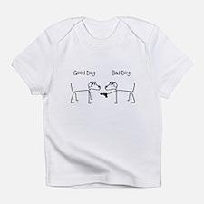 Good Dog / Bad Dog Infant T-Shirt