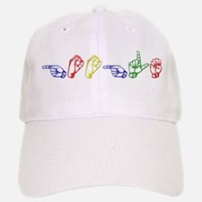 Google Baseball Baseball Cap