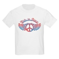 Ride in Peace II-rb T-Shirt
