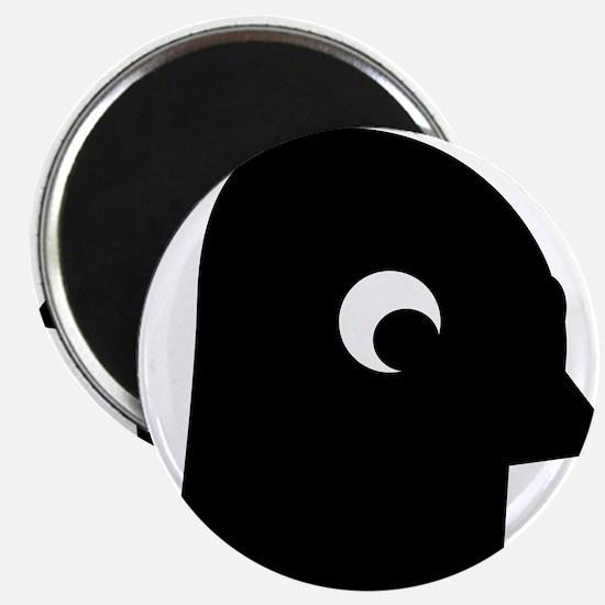 Black INDIE PIGEON Insignia Magnets
