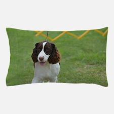 Springer Spaniel Puppy Pillow Case
