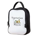 TOP Vegetarian Muscle Neoprene Lunch Bag