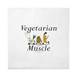 Top Vegetarian Muscle Queen Duvet