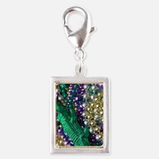 Mardi Gras Alligator Beads Charms